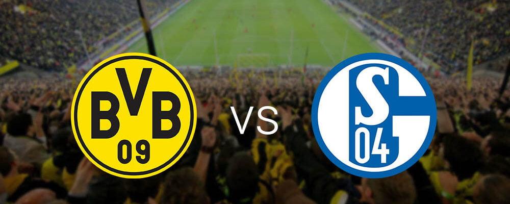 Schalke Bvb Tickets